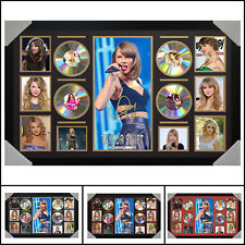Taylor Swift 4CD Signed Framed Memorabilia LTD - Large - Multiple Variations