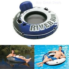 Intex Inner Tube Lazy Water Float Pool Lake Inflatable Floating River Run Lounge