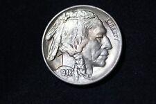 1938 D/D Buffalo Nickel PQ BU