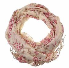 Sciarpe, foulard e scialli da donna collo beige
