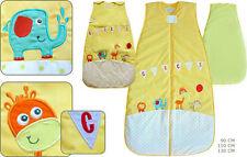 100% Cotton Baby Sleeping Bags & Sleepsacks