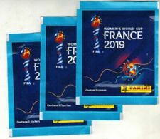Chile Version 2019 Panini FIFA Women`s World Cup France Soccer Pack X3