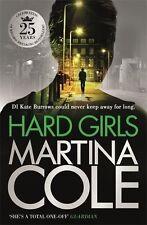 MARTINA COLE ____ HARD GIRLS ____ BRAND NEW __ FREEPOST UK