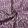 Ornate Antique/Vintage Mauve Fenton Housee 100% Cotton Fabric Gutermann Decor
