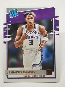 Panini Donruss 2020-21 N7 NBA Jahmi'us Ramsey Rated Rookie #247 Sacramento Kings