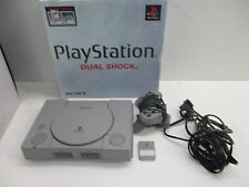 Sony PlayStation Launch Edition Gray Console (SCPH-5501)