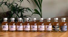 Game of Thrones Whisky Tasting Probe 50ml 5cl alle 9 Flaschen