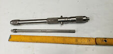 Starrett 8 14 Inside Micrometer In Box
