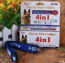 HU US FOR LARGE DOGS 4 MONTH ANTI FLEAS & TICKS & MOSQUITOES DOG COLLAR