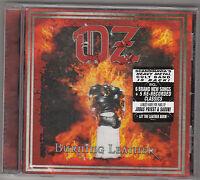 OZ - burning leather CD