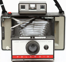 Polaroid 220 Instant Film Folding Camera 1960s AAA Battery Fully Operational