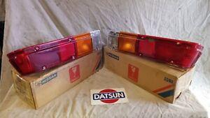 Datsun 80-82 720 NOS Tail Lights   (2x, L  & R)  26550/5 - 02W00