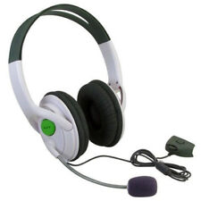 NEW DELUXE HEADSET HEADPHONE WITH MIC MICROPHONE FOR XBOX 360 LIVE