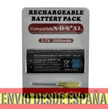 Batería Recargable de Ion-Litio NDSI XL 3,7v 2000mah