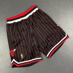 100% Authentic Bulls Mitchell & Ness 96 97 Shorts Mens S 36 Mens michael jordan