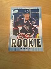 08-09 2008-09 UPPER DECK MVP JAKUB VORACEK ROOKIE RC 364 BLUE JACKETS