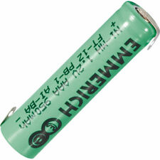 Emmerich 255016 NiMH AAA Size 1.2V 950mAh Rechargeable Battery Tagged