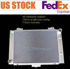 """3 Row Aluminum Radiator Ford 63-69 Fairlane 500 //66-70 Falcon Base 20/""""W Core"""