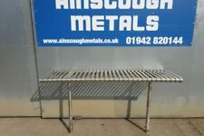 Stainless Steel Bench / Seat - Used