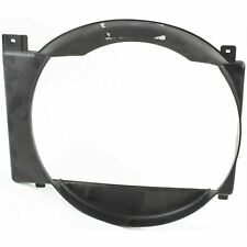 New Jeep Cherokee Radiator Cooling Fan Shroud For 1997-2001 CH3110104 52027501AC