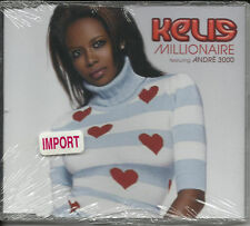 Outkast KELIS Millionaire INSTRUMENTAL CD Andre 3000