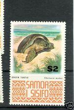 TARTARUGA - TURTLE SAMOA 1973 Common Stamp