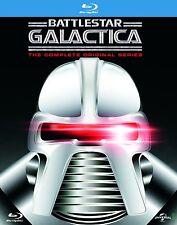 BATTLESTAR GALACTICA Serie Originali Complete BOX 9 BLURAY Inglese NEW PRENOTAZ.