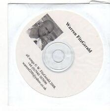 (FA81) Warren FitzGerald, Next Life - 2008 DJ CD