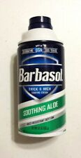 Barbasol Soothing Aloe Shave Cream 10 Oz.