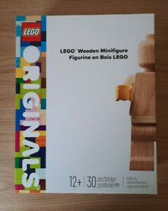 Lego 853967 - Originals Limited Edition Wooden Minifigure - Brand New