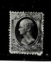 US Stamp- Scott # 190/A53-30c-Cancel/VLH-1879-NG- Perf. 12