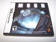 Moon Nintendo DS Lite DSi XL 3DS 2DS w/Case & Manual