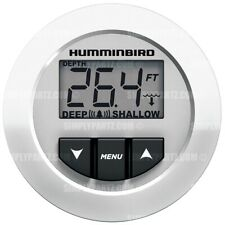 Humminbird Hdr650 Depthfinder With Tm Ducer White Black Silver Bezel 407860-1