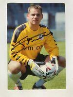 Autogramm SANDER BOSCHKER-Twente Enschede 98/99-NS HOLLAND-Ex-Ajax-AK