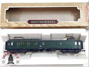 H0 1:87 Scale Ho Liliput 29203 Wagon Passengers DB Post Meistermodell
