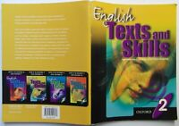 ENGLISH Texts & Skills Book 2 Madeleine Laming & Pam Pearse OXFORD 2006