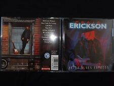 CD CRAIG ERICKSON / RETRO BLUES EXPRESS /