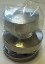 INOX RA379 Dummy Half 379 Arctic Knob Satin Stainless Steel