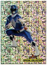 Checklist 5 #117 Power Rangers 1995 Merlin Special Collection Trade Card (C1380)
