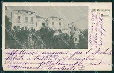 Napoli Ercolano Resina ABRASA cartolina XB1854