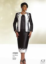 "CHANCELLE SKIRT SUIT/NEW WITH TAG/RETAIL$299/SIZE 20/SKIRT LENGTH 32""/"
