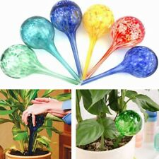 6 Pcs Plant Watering Globes Automatic Colored Glass Watering Globes