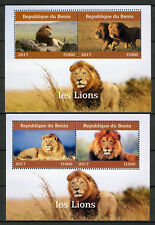 Benin Block42 Unmounted Mint Never Hinged 1998 Cat Breeds Topical Stamps