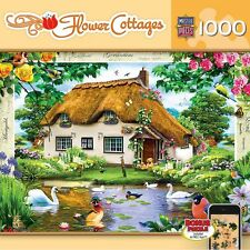Swan Cottage 1000 Piece Puzzle