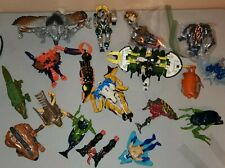 Vintage Transformers Beast Wars 1997, 1996 Parts And Figure Lot As Is