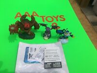 Skylanders Mail Away 3 figure pack Tree Rex Cynder Jet Vac SEALED New