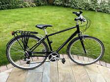 Raleigh Pioneer GT 700 2020 Leisure Hybrid Bike Black with Shimano - SIze M