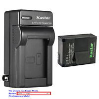 Kastar Battery Wall Charger for GoPro AHDBT-302 HD HERO3 Hero 3 Hero 3+ Hero3+