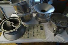 SOLIA M10 M 10 R Küchenmaschine Gemüseschneider Fleischwolf Teigmaschine