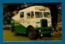 Royal Mail Post-a-Photo Postcard ~ 1945 AEC Matador: Billy Smarts Circus: BSC642